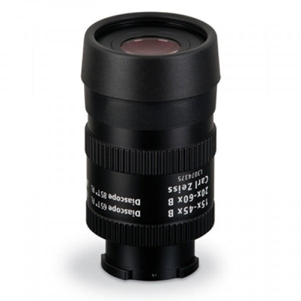 Telescópio Zeiss Diascope 65 Victory TFL Ref: 528062 + ZEISS D 15-45x/20-60x Ref:528067 (AGOTADO)