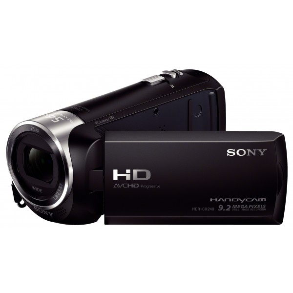 Sony HDR-CX240E (Garantía Sony España)