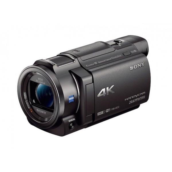 Sony FDR-AX33 (Garantía Sony España)
