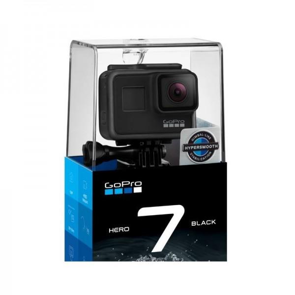 Cámara Deportiva GoPro Hero 7 Black + Accesorio O...
