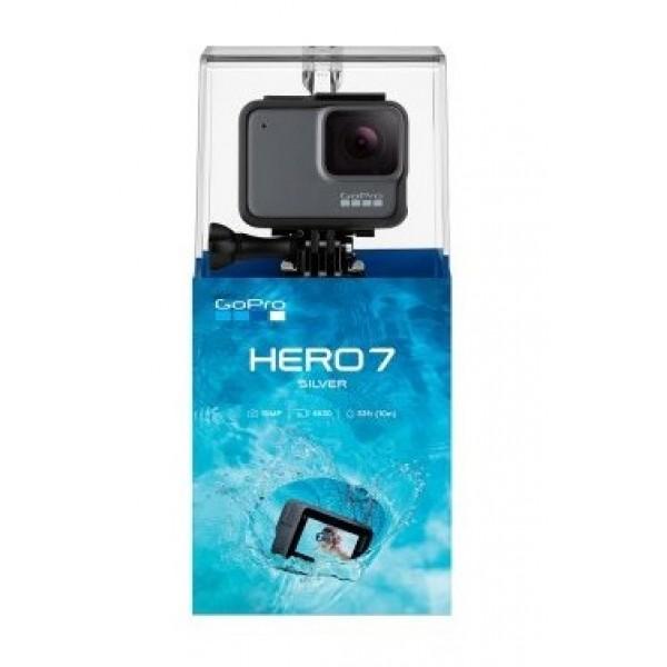 Cámara deportiva GoPro Hero 7 Silver (Garantía Española)