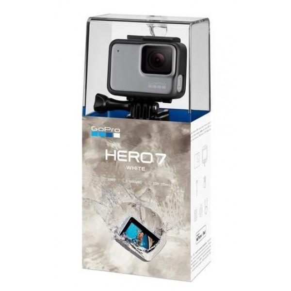 Cámara Deportiva GoPro Hero 7 White (Garantía Española)