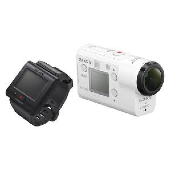 Sony FDR-X3000R+Sony AKA-FGP1 Travel Kit (Garantía Sony España)